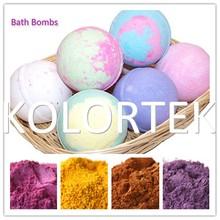 natural bath bomb powder pigments inorganic coametic grade pigments