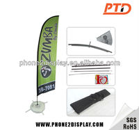screen printing outdoor feather flag banners,cheap feather banner,feather portable flag banner