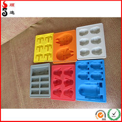 wholesales high quality Star Wars silicone ice cube trays