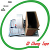 heat cuttable flat or bobbin rolls permanent bag sealing tape famous manufacturer