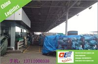 Sea freight shipping rate/cost/charge to Houston USA skype:zzl-lauren