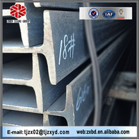 steel I beam, I type beam standard steel bar sizes