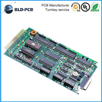 printed circuit PCB BOARD Metal PCB motherboard,multilayer pcb of galaxy 4, Android mobile phone motherboard pcb cheap price pcb