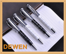 promotional gifts customised journal notebook with metal pen