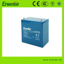 Lithium Rechargable LiFePO4 Battery Pack 12V 60AH with BMS for electric wheelchair/Solar light