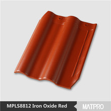 strong lightweight materials clay roof tiles making machines
