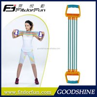 Cost Effective New Exercise Equipment TV Resistance Bands Spring Chest Expander Exercise