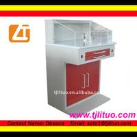steel dental lab bench for technician