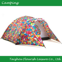 Unique Candy Gift Fun dome Camping Tent/Hiking camo tent/multi function mountain tent