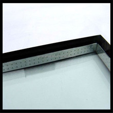 tempered coated insulated glass curtain wall