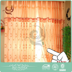 Made in China Low price Decorative custom window curtain from china