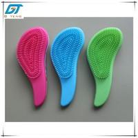 New Plastic Detangle Hair Brush