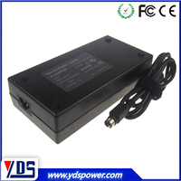 example of electrical appliances 180W 24V 7.5A 750ma 100-240v 50-60hz laptop ac adapter with adapter 3 pin 4-pin