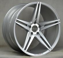 19 inch alloy wheel 5x114.3 concave alloy wheels 5x120 wheels