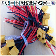 Manufactory custom car subwoof wire harness with high quality