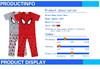 Petelulu Pajamas Brand Baby Boys Girls Leisure Children Summer Clothing Set wholesale kids homewear cotton suit