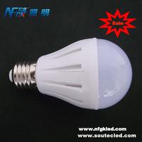 Shenzhen manufacturer led energy bulb indoor plastic bulb lights led AC input voltage china led bulb