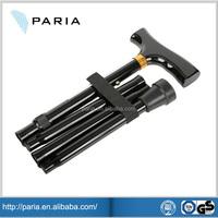 Factory Price Aluminum folding walking stick, foldable walking stick, extendable walking stick