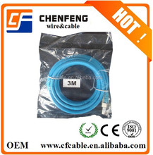Best Price CAT6 FTP network cable with RJ45 connector