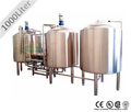 1000l cerveza lager equipo de elaboración de la cerveza