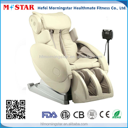 Massage Chair with LCD Touch Screen, Airbags, Zero Gravity RT8300
