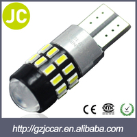 Made for Europe hot sale in Russia T10 bulbs t10 led canbus 3014 smd led