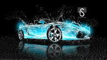 Waterborne System Auto Refinish Car Coating
