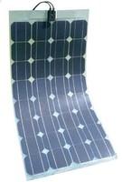 China High Efficiency 100W Flexible Solar Panel Portable