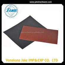 2015 personalizado promocional papel de areia lixa lixa
