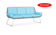 Poly rattan sofa set for your garden/living room/outdoor