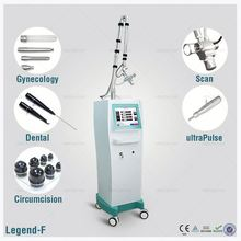 Chinese high quality medical equipment Fractional CO2 medical laser machine wart removal& scar removal skin resurfacing machine