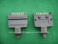7 Pin flat plug LG020