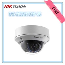 Hikvision DS-2CD2732F-I(S)3MP IP66 High Resolution True Day/Night Network IR Dome Camera