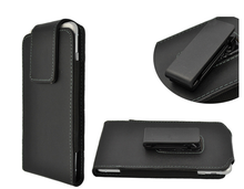 Leather Case Pouch Holster with Rotating Belt Clip for For Apple iphone 6 Plus and Samsung Galaxy Note Series