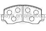 China Quality factory good price brake pads D208-7118 TOYOTA DODGE