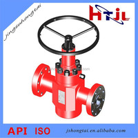 API 6A Gate Valve for Wellhead Assembly