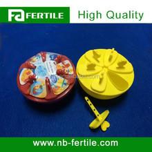 New Plastic Popsicle Mold 113355
