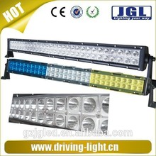 4x4 straight/curved led light bar 52/50/43/33 inch offroad vehicles led light bar cree