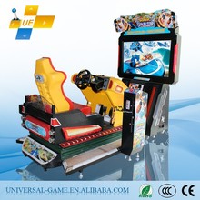 2015 New Sonic 3D Video Car Racing Game Machine