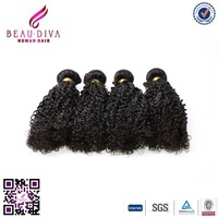 Wholesale Salon Hair Care Products Selling Bohemian Kinky Curly Hair