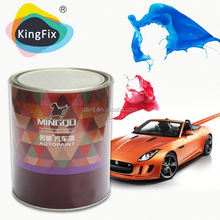 paint colors epoxy resin uv clear coat for electric car