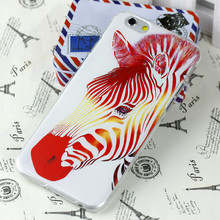 Printed inside 4D embossed case for iphone5s 6 plus cover housing business man designs