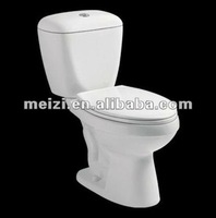 Portable siphonic sanitary ware tankless toilet