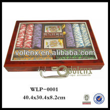 BRAND NEW Ductmate Texas HoldEm 300pcs Poker Chip Set Wholesale(BV&SGS)