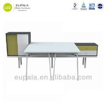 Fabuloso escritorio de oficina/muebles para el hogar de escritorio/mesa de colores
