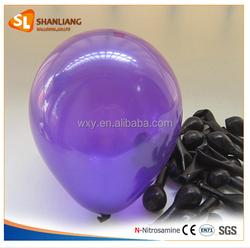 D.Purple Color CE Approved Helium Quality Promotion Balloon, Best Decoration for Party and Wedding