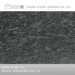 India steel grey stone cut-to-size,flamed tile,slab