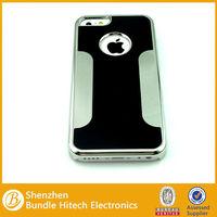 Best buy best selling metal plate case for iphone 4, for iphone 4 hard case, for iphone 4 aluminum case