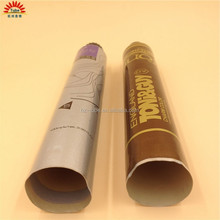 aluminum make up base tube