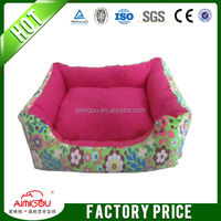 New arrival soft and luxury double functional pet dog nest